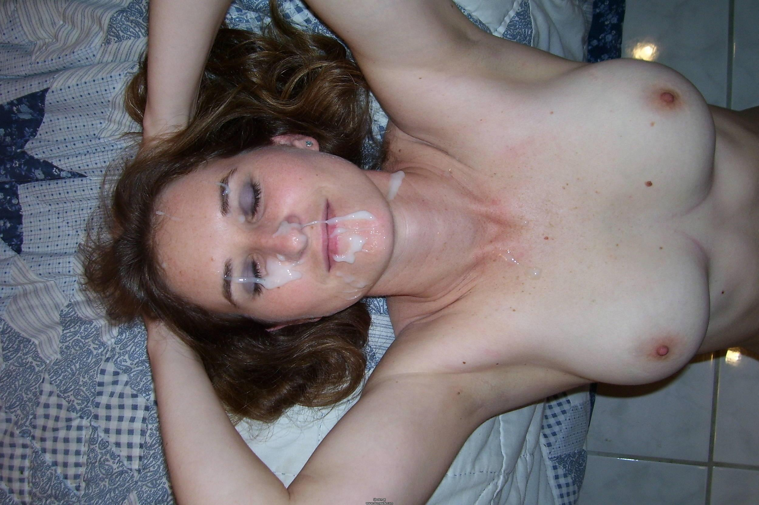Часное фото конча, Обконченные жены в спермечастные фото дома 14 фотография